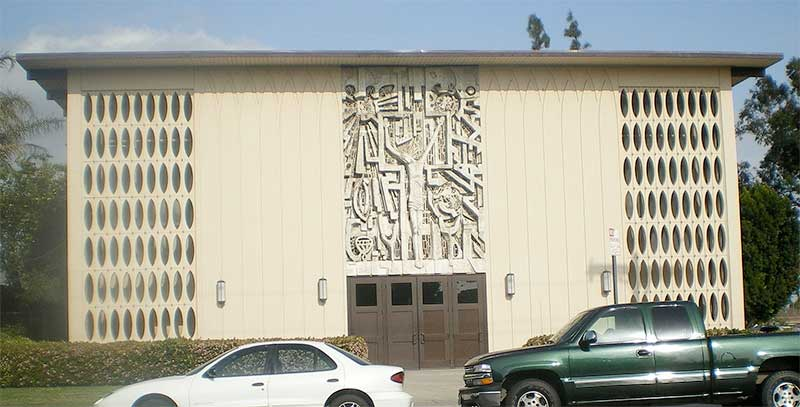 Holy Rosary Catholic Church Sun Valley, CA