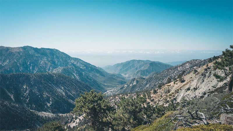 Jose Mier's shot of San Gabrial Valley