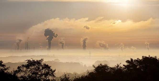 Sun Valley CA Unhealthy Air