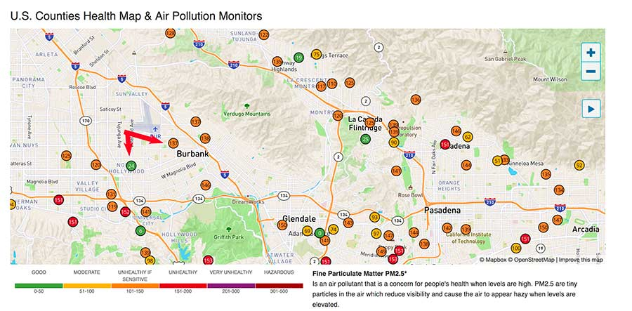 sun valley air quality map jose mier screen shot