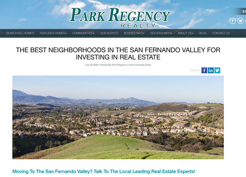 sun valley jose mier real estate site