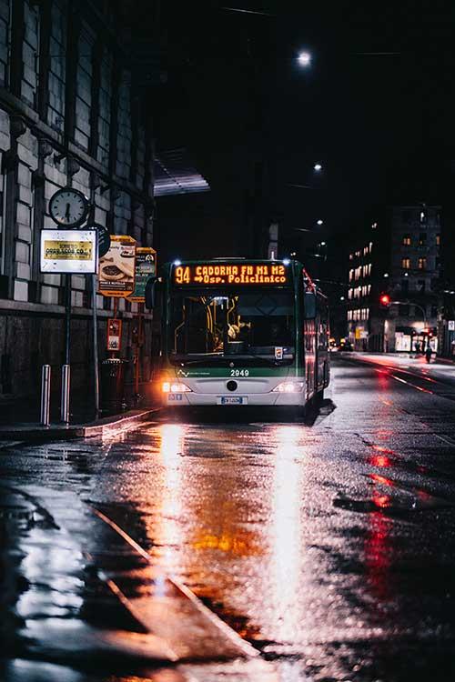 Bus travel Jose Mier Sun Valley, CA