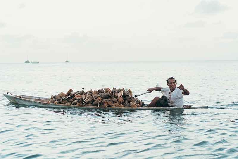 fisherman in nevis jose mier