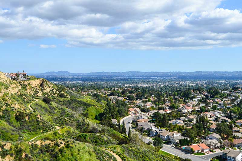 San Fernando Valley, CA - Jose MIer homeland